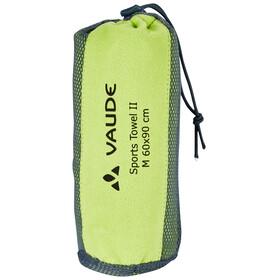 VAUDE Sports II Pyyhe M , vihreä